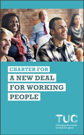 A Charter for a New Deal for Working people