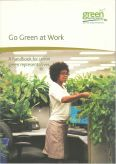 Go Green at Work