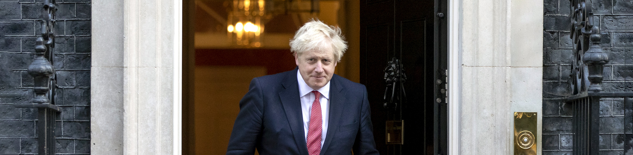 Boris Johnson - Banner
