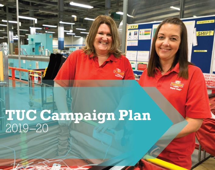 Campaign plan cover