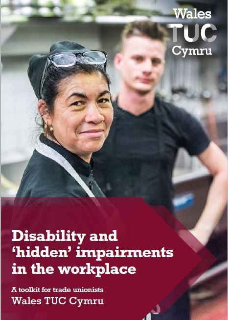 Disability and hidden impairments in the workplace toolkit cover image