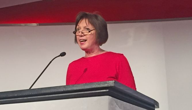 Frances O'Grady's speech to TUC Women's Conference 2017​, 8- 10 March, Congress