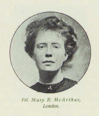 Mary Macarthur 1903