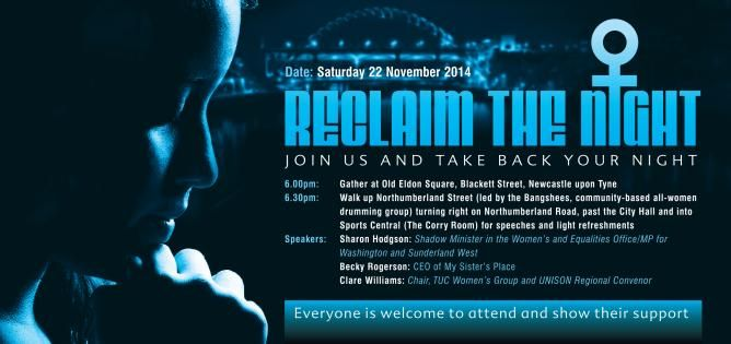 Reclaim the Night 2014