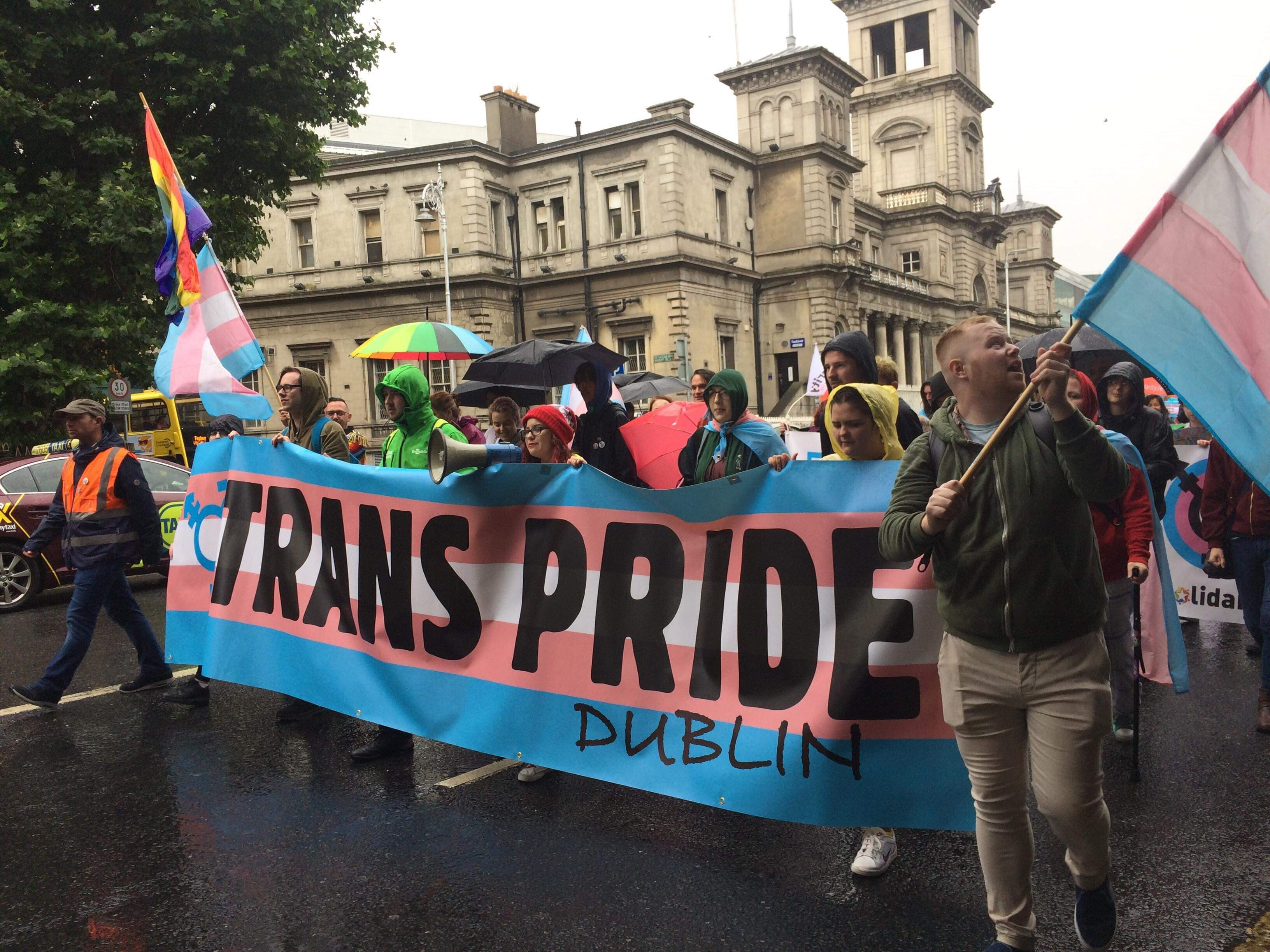 Claire Mullaly's tips on how to be a great trans ally | TUC
