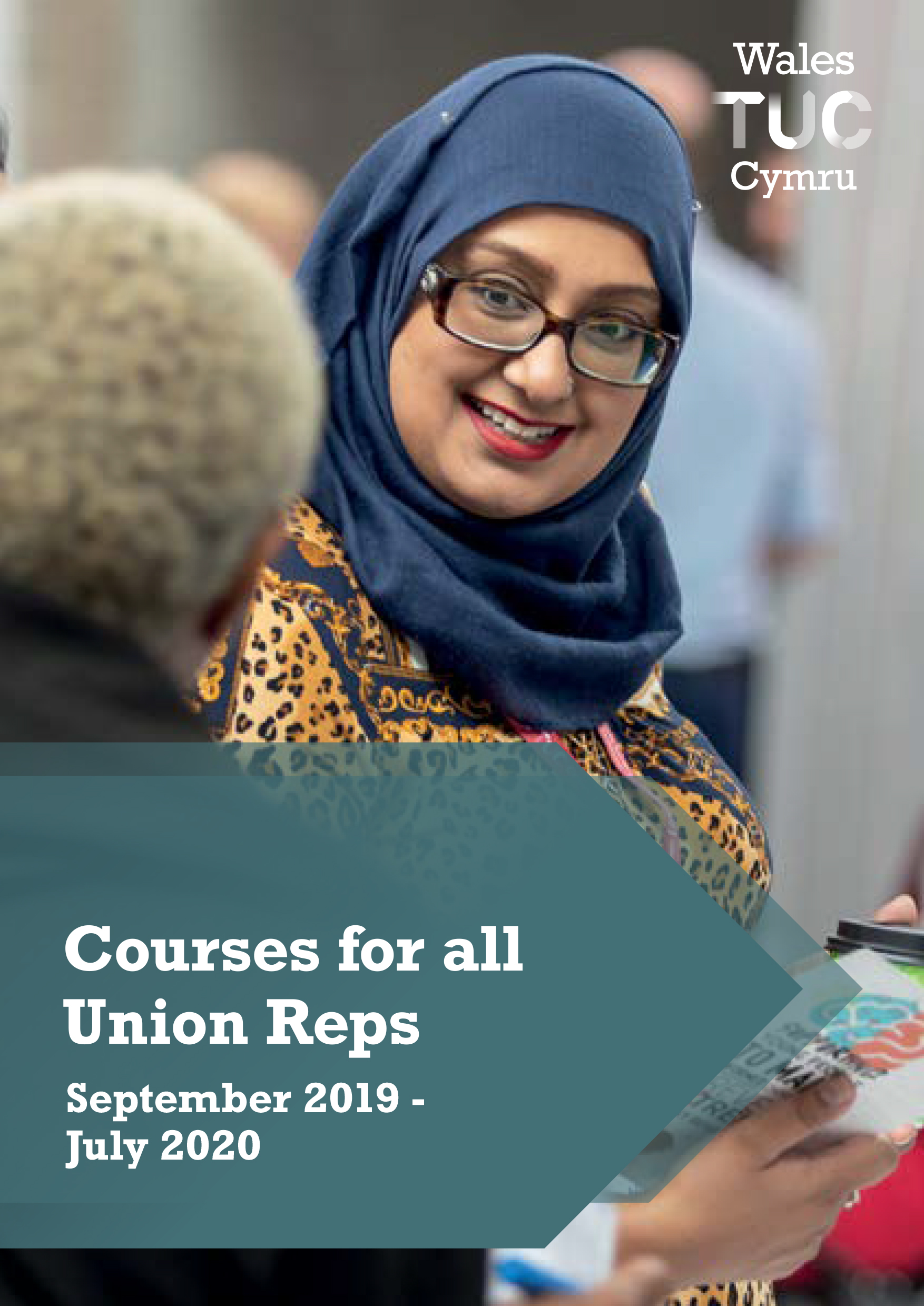 Wales TUC Course Directory Cover