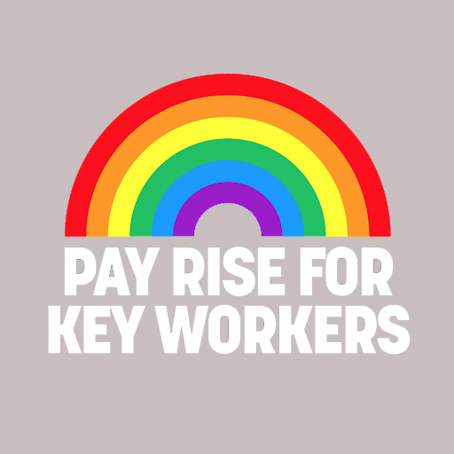 All of our key workers need a pay rise