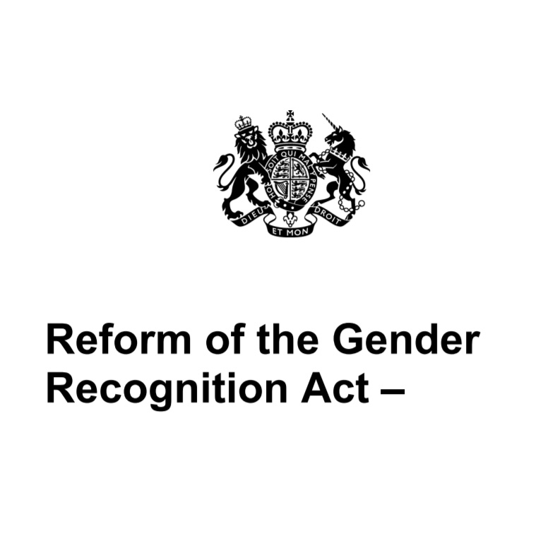 reforms to the Gender Recognition Act 2004
