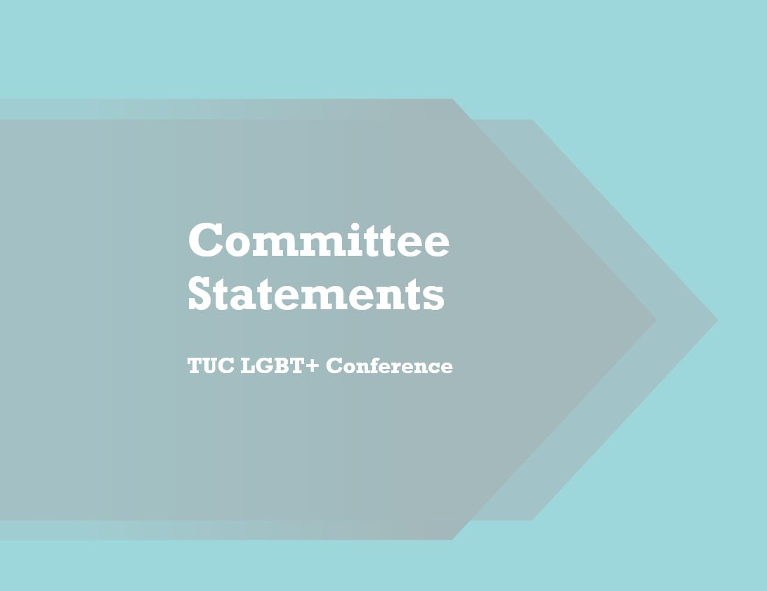 Committee Statements