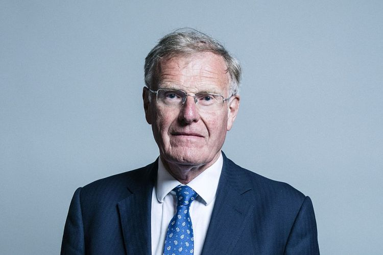 Offical portrait of Chris Chope MP