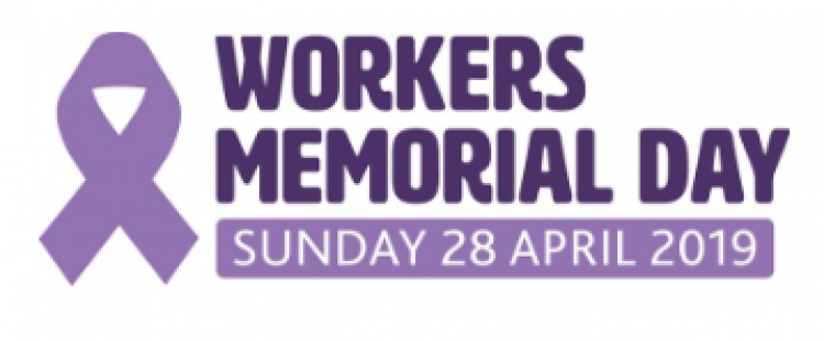 Marking International Workers Memorial Day 2019 Tuc