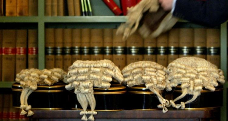 Barrister wigs