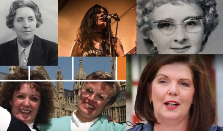 International Women's Day - collage