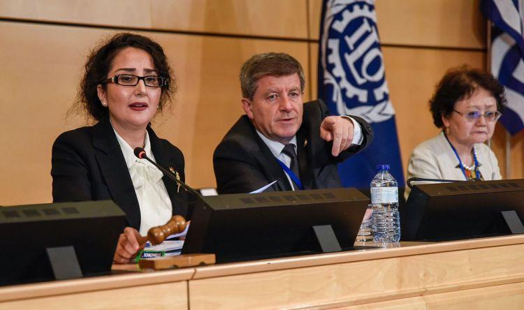 107th Session of the International Labour Conference. Geneva, 7 June 2018. Photo © Crozet / Pouteau / Albouy / ILO