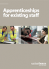 Apprenticeships for Existing Staff