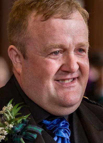 John Scott Mackay