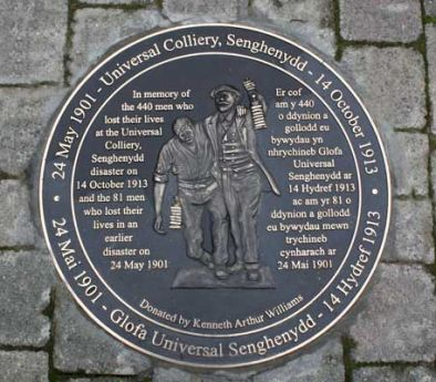 Senghenydd colliery disaster